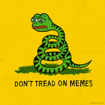 Dont Tread On Pepes