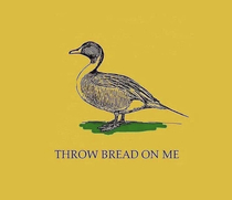Dont tread on the bread