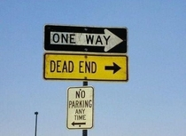 Drive here if you dare