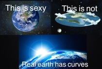 Earth and Curves