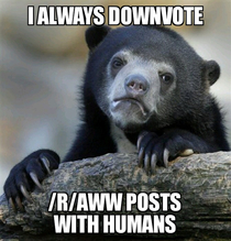 Easiest way to get a downvote from me