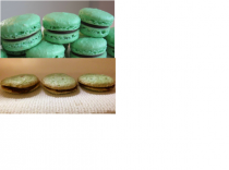Easy delicious French macaroons