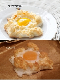 Eggspectation Vs Yummy