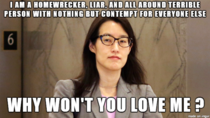 Ellen Pao Seems Confused