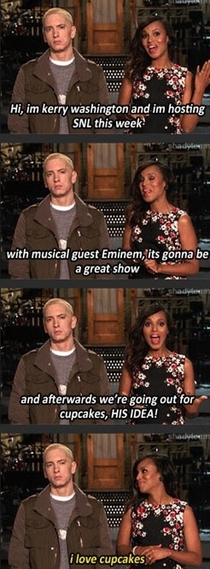 Eminems Great Idea