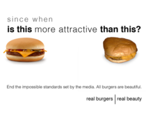 End unrealistic burger standards now