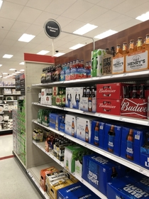 Enhanced Water at a Utah Target
