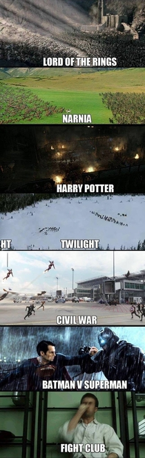 Epic battles in movies