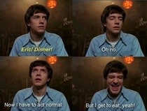 Eric Forman is my spirit animal