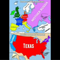 Europe and USA as seen by Americans and Europeans