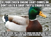 Even if you dont know about cars at all learn a little so you dont get ripped off here is a good starting point