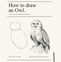 Every drawing tutorial ever