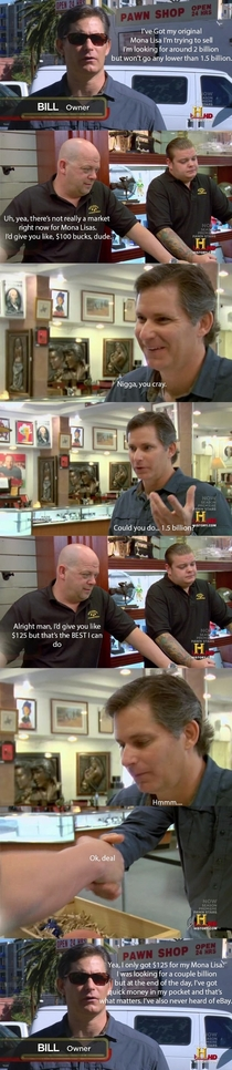 Every episode of pawn stars ever