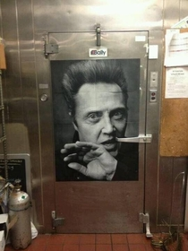 Every kitchen needs a Walken fridge