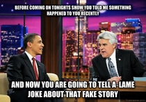Every late night talk show
