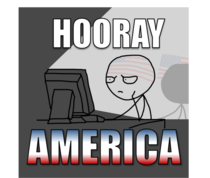 Every non-American on Reddit today