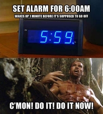 Every Single Morning