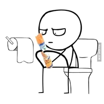 Every time I have to poop but forget to bring my smartphone