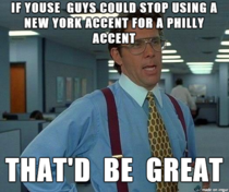 Every time I watch a movie based in Philadelphia