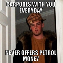 Everybody knows this scumbag