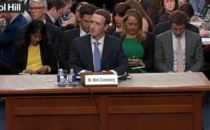everyone behind Mark Zuckerberg is on facebook