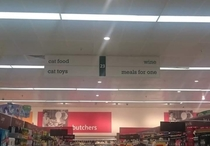Everything I need all in one aisle