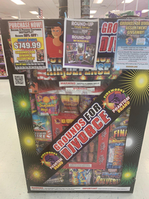 Excellent name for a  box of fireworks