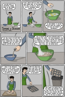 Existential Cooking