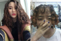 Expectations Vs Reality Curly hair