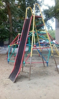 Extreme Russian Playground