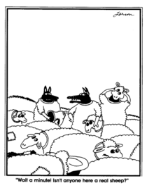 Farside was years before its time