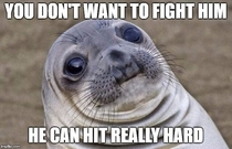Finally convinced my girlfriend to try a Muay Thai class with me She later said this during a confrontation I had with someone at the bar