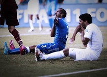 Finally found a Luis Suarez image that hasnt been photoshopped