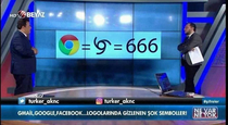 Finally Turkish TV uncovered the mystery of Google