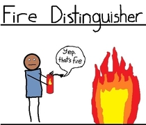 Fire Distinguisher