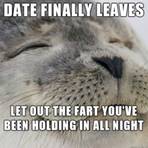 First Date Relief