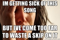 First world Pandora problems