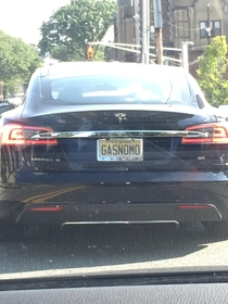 Fitting plate for a tesla