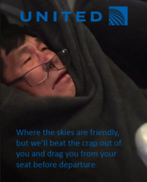 Fly the not so friendly skies