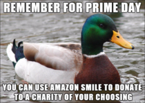 For all of you getting ready for Prime Day