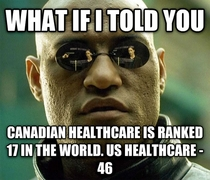 For all of you worried about Obamacare turning us into another Canada