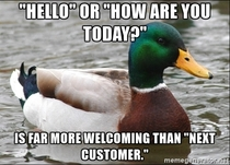 For all the cashiers picking up seasonal jobs
