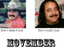 For all those participating in Movember