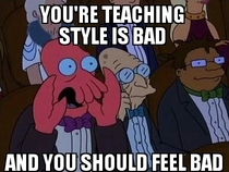 For any teacher who stands in front of the class and reads a PowerPoint for an hour and a half