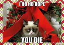 For the person that robbed my house on Christmas Eve