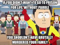 For the prisoner in Wales who thinks his life sentence is inhumane