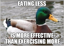 For those trying to lose weight