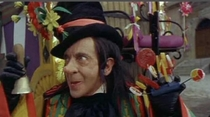 Forget about PennywiseThe guy from Chitty Chitty Bang Bang terrified me as a kid
