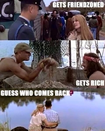 Forrest Gump and Jenny the truth