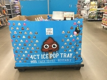 Found in Walmart This is NOT the Ice Cream emoji -Just Sayin